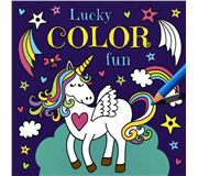 KLEUR/TEKENBOEK DELTAS LUCKY COLOR FUN
