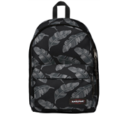 RUGZAK EASTPAK OUT OF OFFICE BRIZE LEAVES BLACK