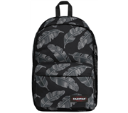 RUGZAK EASTPAK BACK TO WORK BRIZE LEAVES BLACK