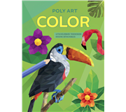 KLEURBOEK DELTAS POLY ART COLOR