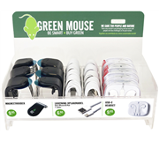 DISPLAY GREEN MOUSE EXTENSION LAYER