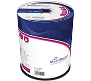 CD-R MEDIARANGE 700MB 80MIN 52X SPEED CAKE 100