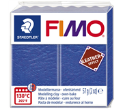 KLEI FIMO STAEDTLER LEATHER EFFECT 57GR INDIGO