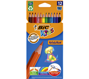 KLEURPOTLOOD BIC KIDS EVOLUTION ECOLUTIONS ASS