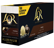 KOFFIE DOUWE EGBERTS L'OR ESPRESSO FORZA 100ST