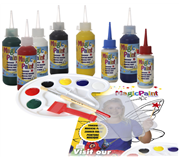 KINDERVERF MAGIC PAINT 6X100ML