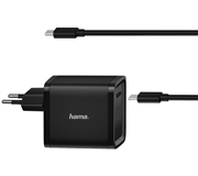 ADAPTER HAMA UNIVERSEEL NOTEBOOK USB-C 5-24V 45W