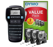 LABELMANAGER DYMO LM160 AZERTY VALUEPACK