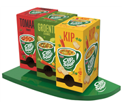 Display Docking Station (3-pack Cup-a-Soup)