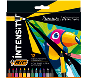Kleurstift Bic Intensity ass