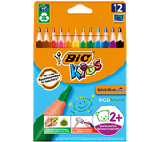 Kleurpotlood Bic Kids Evolution Triangle ass