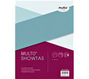 SHOWTAS MULTO A4 23R PP 0.08MM NERF