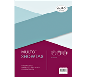 SHOWTAS MULTO A3 23R PP 0.08MM NERF