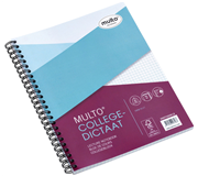COLLEGEDICTAAT MULTO 17R RUIT 5MM 80GR 80V