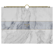 FAMILIEPLANNER 2020 WOOD & MARBLE