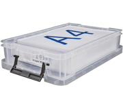 OPBERGBOX ALLSTORE 5.5LITER 400X255X80MM