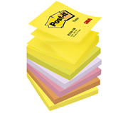 MEMOBLOK 3M POST-IT Z-NOTE R330 NEON RB