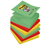 MEMOBLOK 3M POST-IT S330-6MK 76X76MM MARRAKECH