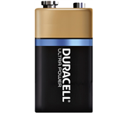 BATTERIJ DURACELL 9V ULTRA POWER MX1604 ALKALINE