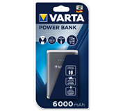 POWERBANK VARTA 6000MAH