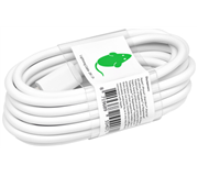 KABEL GREEN MOUSE USB LIGHTNING-A 2METER WIT