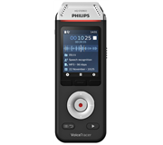 DIGITAL VOICE RECORDER PHILIPS DVT2810 VOOR SPRAAKHERKENNING