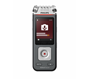 DIGITAL VOICE RECORDER PHILIPS DVT7110 VOOR VIDEO