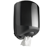DISPENSER SATINO BLACK 332470 POETSROL MIDI