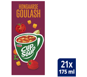 CUP A SOUP HONGAARSE GOULASH