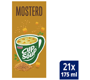 CUP A SOUP MOSTERD