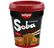 NOODLES NISSIN SOBA CHILI CUP