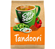 CUP A SOUP TBV DISPENSER TANDOORI 40 PORTIES