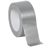 TAPE QUANTORE DUCT 48MM X 50M ZILVER
