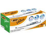 VILTSTIFT BIC 1741 WHITEBOARD ROND 1.4MM GROEN
