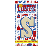 TONY'S CHOCOLONELY WITTE CHOCOLADE S 180GR