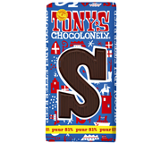 TONY'S CHOCOLONELY PUUR S 180GR
