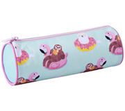 ETUI GOOD VIBES POOL PARTY ROND 23CM