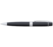 BALPEN SHEAFFER 300 GLANZEND ZWART/CHROOM