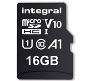 GEHEUGENKAART INTEGRAL MICRO V10 16GB