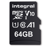 GEHEUGENKAART INTEGRAL MICRO V10 64GB