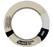 AFPLAKTAPE 3M SCOTCH BASIC 36MMX50M