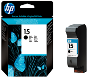 INKCARTRIDGE HP 15 C6615DE ZWART