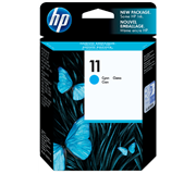 INKCARTRIDGE HP 11 C4836A BLAUW