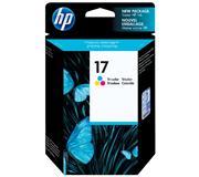 INKCARTRIDGE HP 17 C6625A KLEUR
