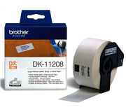 LABEL ETIKET BROTHER DK-11208 38MMX90MM ADRES WIT