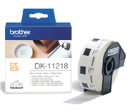 LABEL ETIKET BROTHER DK-11218 24MM ROND
