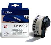 LABEL ETIKET BROTHER DK-22210 29MMX30.48M THERM WT