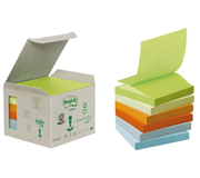 MEMOBLOK 3M POST-IT Z-NOTE R330 RECYCLE RB