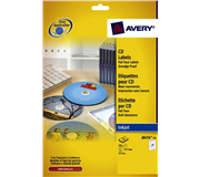 ETIKET AVERY CD J8676-25 50ST