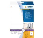 RUGETIKET HERMA 5032 190X54MM INSTEEK 125ST
